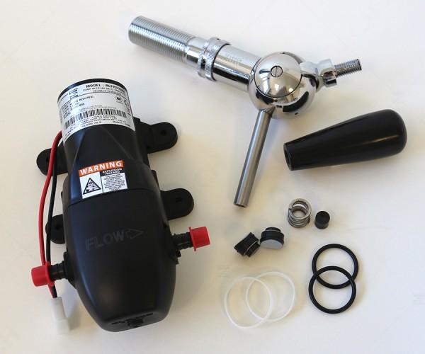 Ersatzteil-Kit für elektrisch betriebenes Heißgetränkegerät