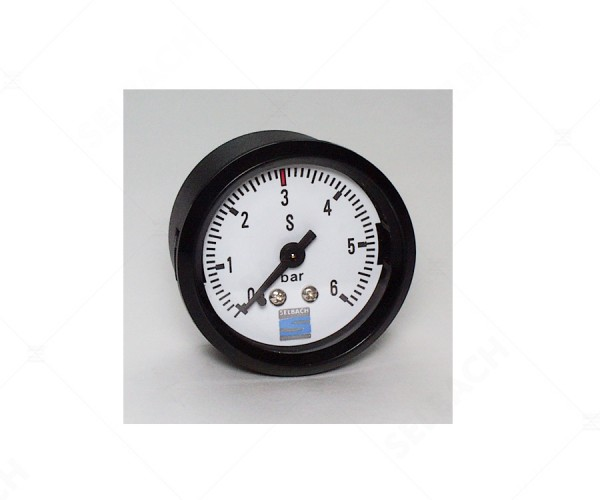 Einbaumanometer