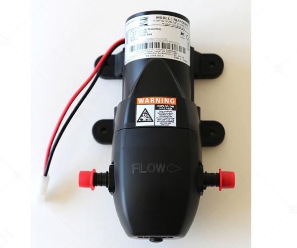 Membranpumpe Flojet für elektrisch betriebenes Heißgetränkegerät